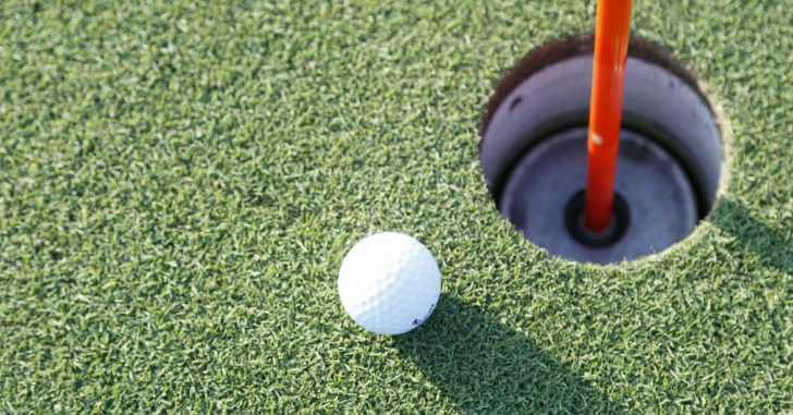 ゴルフもメンタルのスポーツ